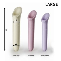 Vaginal dilators (5pcs)
